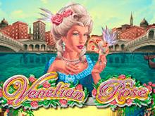 Игра Венецианская Роза в казино Вулкан 24