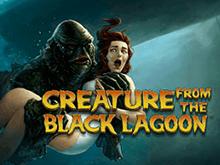 Слот в казино на деньги Чудовище Из Черной Лагуны