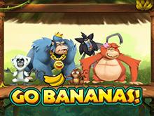 В казино на деньги Вперед Бананы