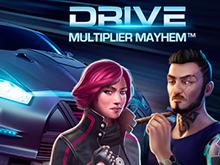 Drive: Multiplier Mayhem – виртуальный онлайн слот
