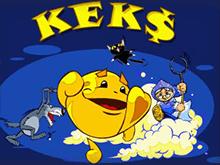 Keks – виртуальный онлайн слот