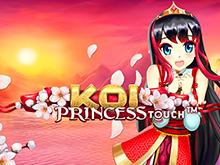 Игровой автомат Принцесса Кои